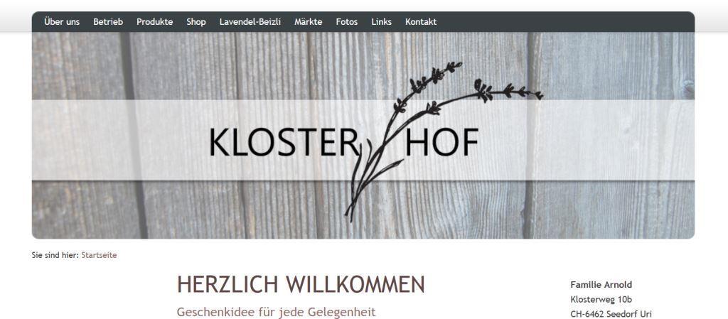 Klosterhof Seedorf